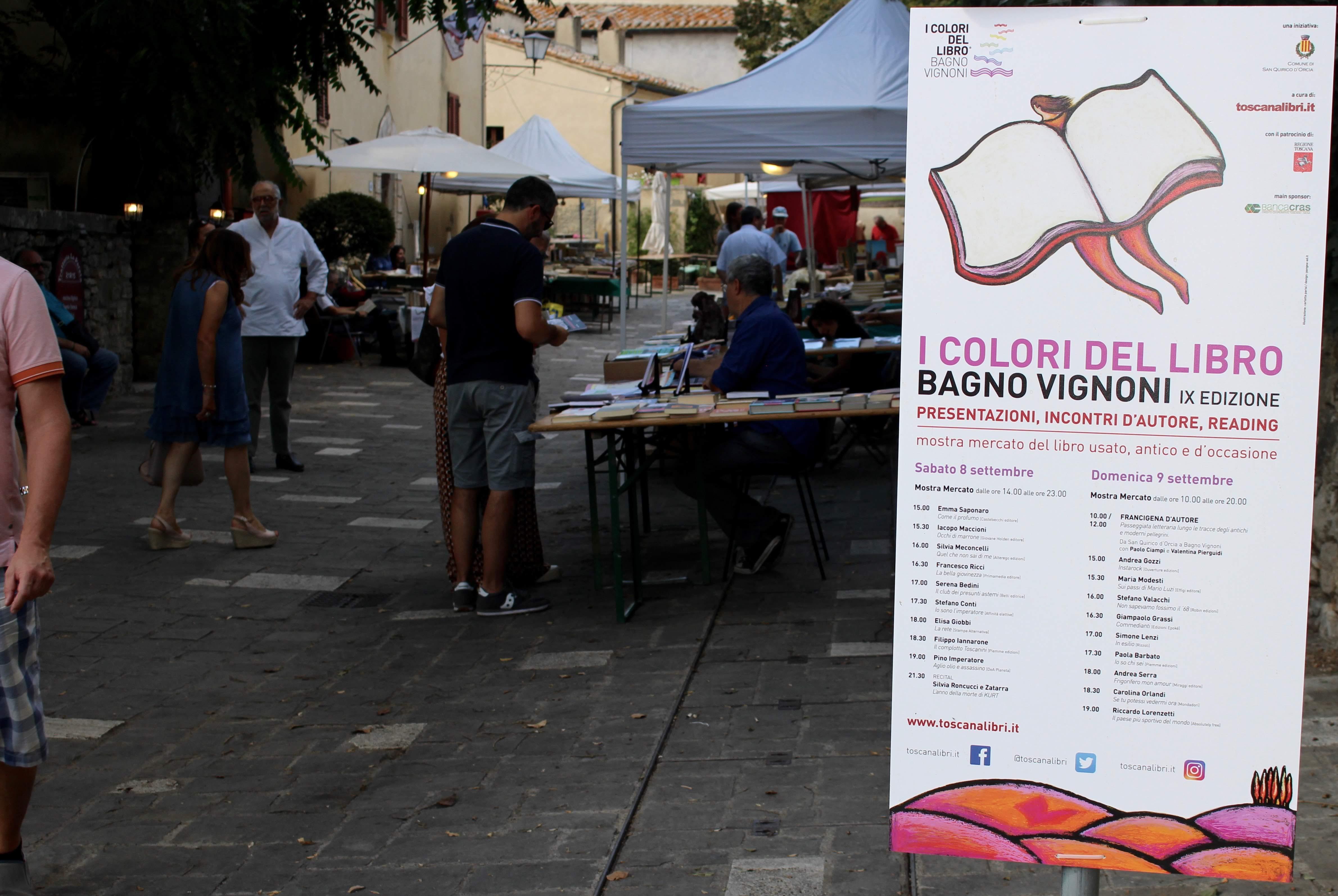 I Colori Del Libro Bagno Vignoni : Our tourist offer wellness u comune di san quirico d orcia