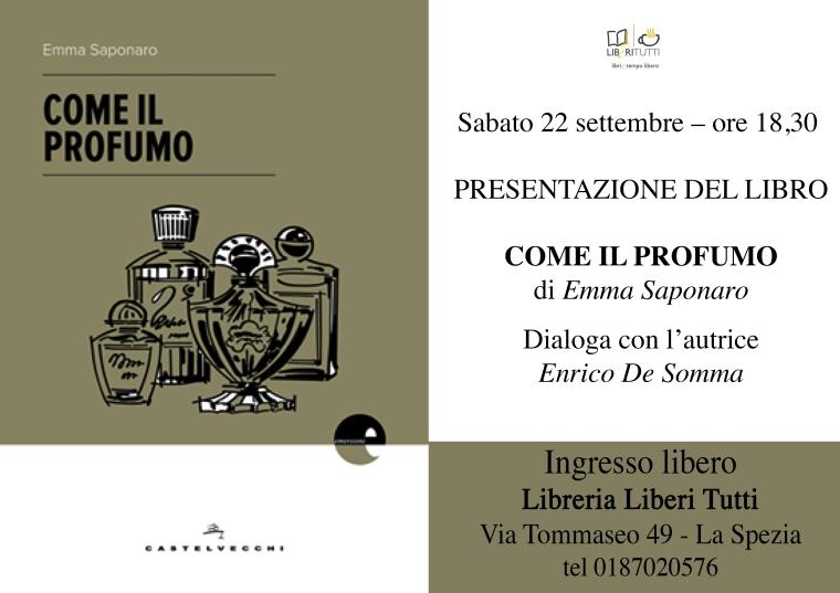 Presentazione La Spezia